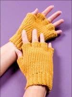 1, 2, 3, 4, Double-Ended Hook Crochet Book AA 871063 DISCONTINUED